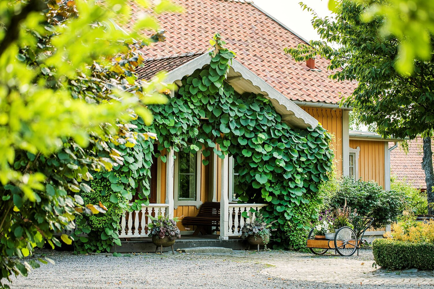An Idyllic Farmhouse In The Swedish Countryside - The Nordroom