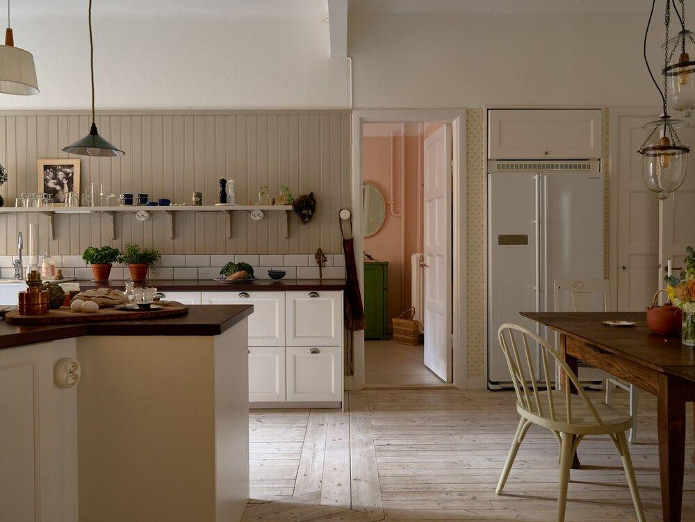 Скандинавская квартира в мягких тонах - Nordroom