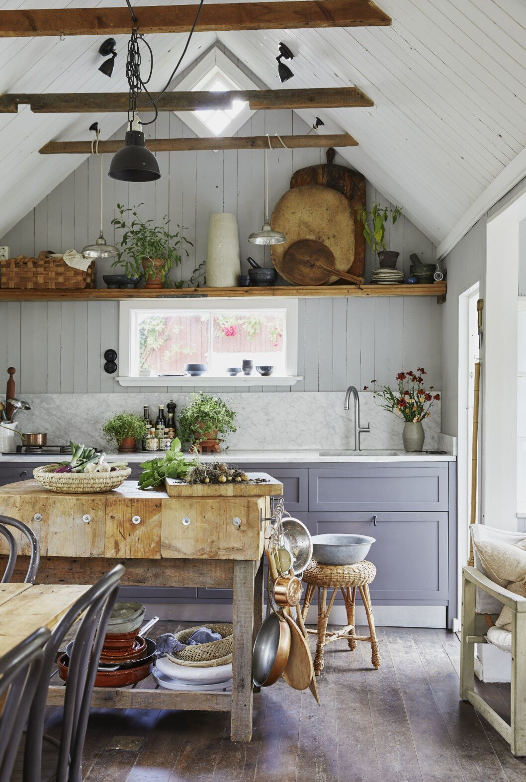 A Small Farmhouse Style Cottage On A Swedish Allotment The Nordroom