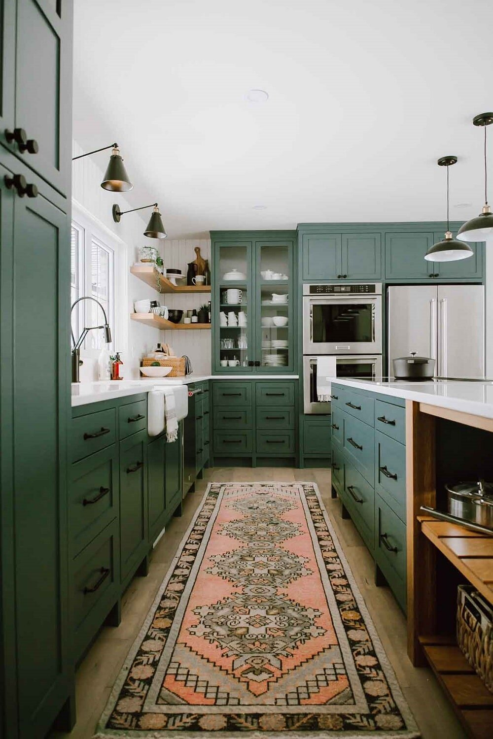 Green kitchen design ideas — THE NORDROOM