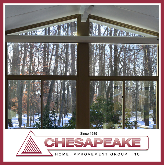 Our Services - Chesapeake Home Improvement offers all your residential building and remodeling needs. We specialize in Sunrooms, Decks, Ezebreeze Enclosures & Screen Rooms.We also offer Hardscaping, Insurance & Restoration work, Roofing & Roof Cleaning, Windows & Doors, Siding, Home Remodeling.