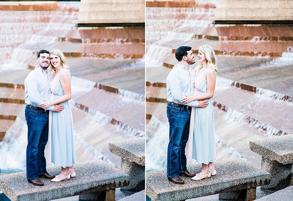 Engagement-Fort-Worth-Water-Gardens-Texas-Wedding-Photographer