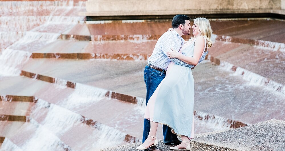 Fort-Worth-Water-Gardens-Texas-Wedding-Photographer