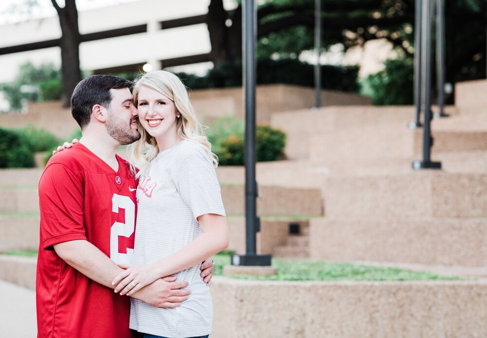 Downtown-Fort-Worth-Texas-Engagement-Photos