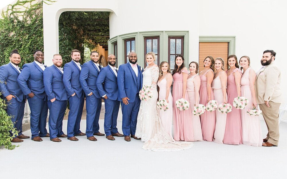 Wedding-Stoney-Ridge-Villa-Moni-Lynn-Images-Bridal-Party-Blush-Blue