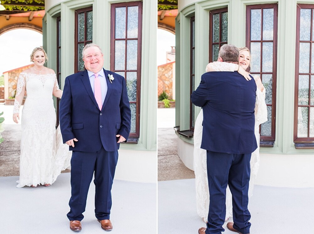 Wedding-Stoney-Ridge-Villa-Moni-Lynn-Images-First-Look-Father