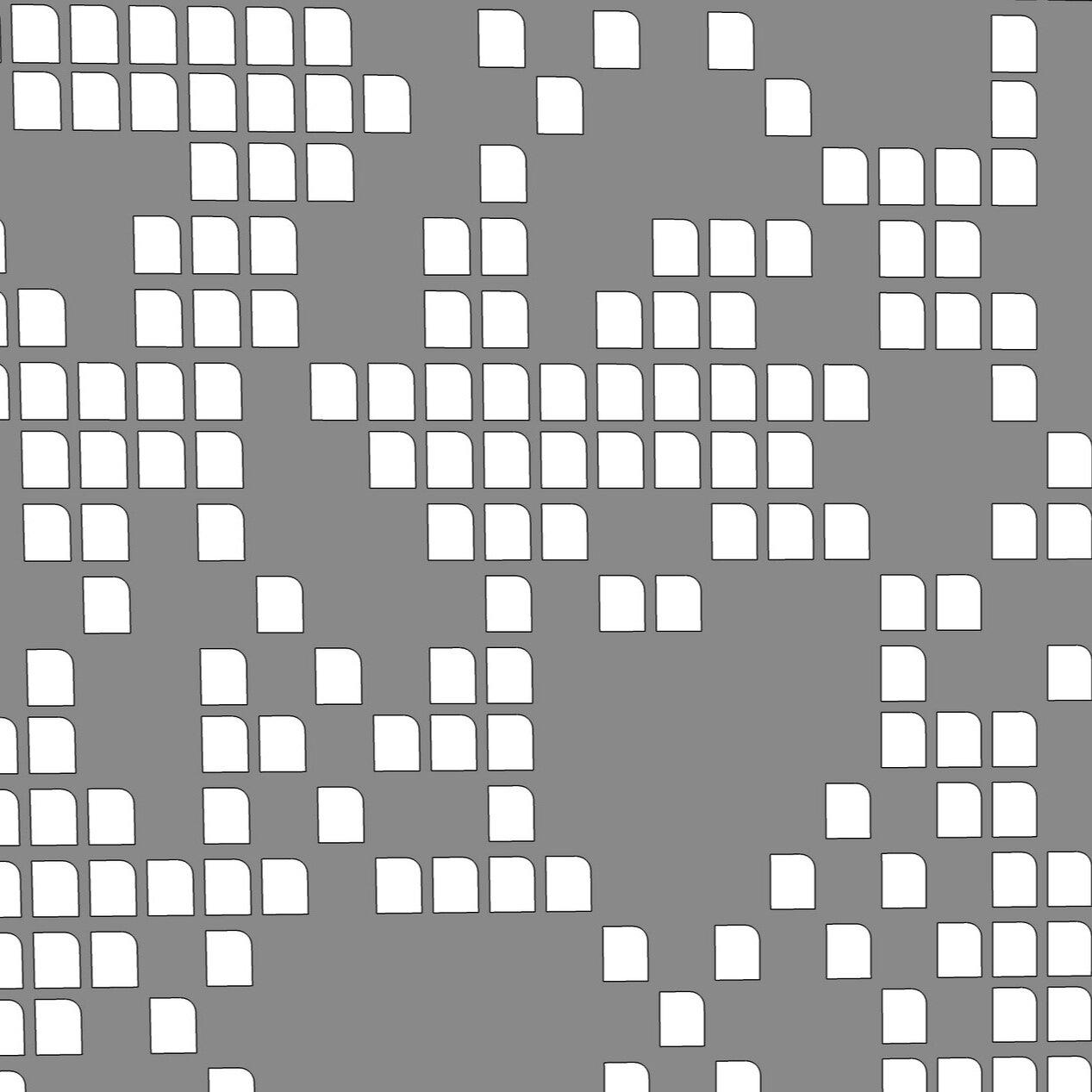 Stalen-panelen: gegalvaniseerd en grijs gepoederlakt