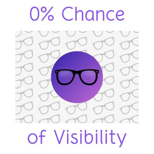 0% Chance of Visibility - Book & Lyrics by Marj O'Neill-ButlerMusic by Arianna RoseDirected by Marj O'Neill-ButlerIs there life (and love) after 60? Elena takes her friend Lorna in hand to flaunt society's norms and create a new world for themselves.