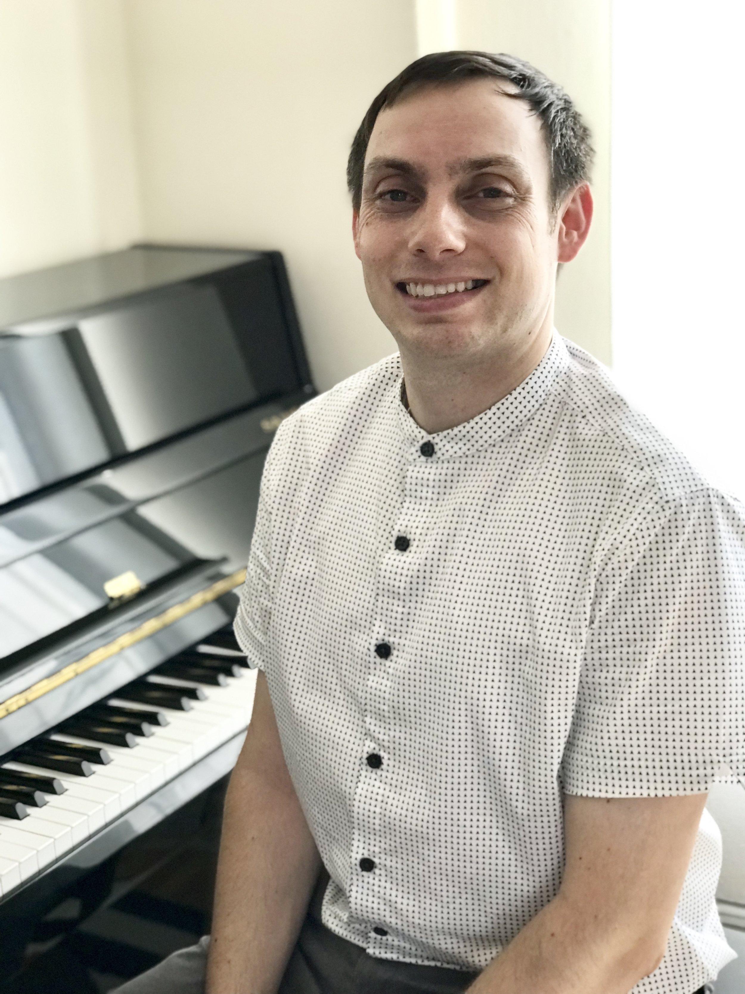 Aden Kent Ramsey, Composer, R.S.V.P.