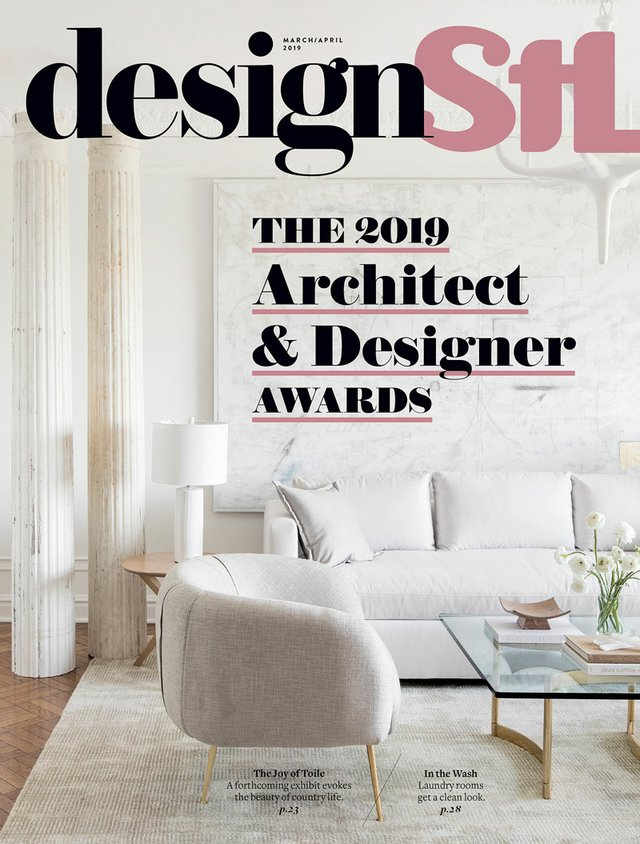Design STL Architect and Design Awards March/ April 2019 *Click to Read
