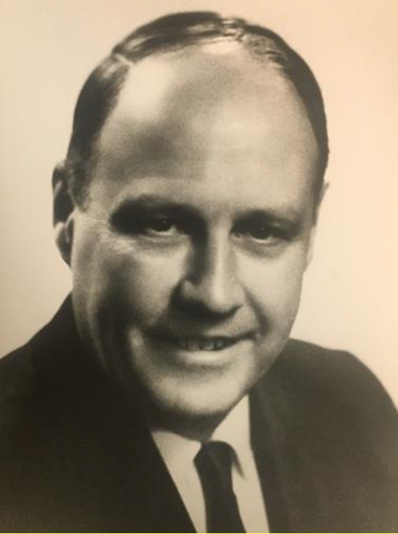Former Executive Director Rev. Donald Benedict
