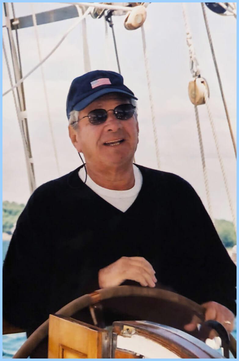 Gerald Schuster Sailing