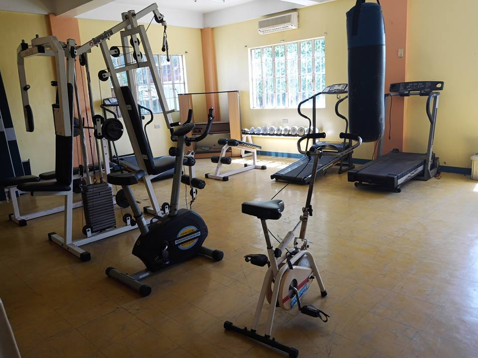 Gym - Becoming fit and healthy can be more than just a pipe dream. Make exercise a part of your lifestyle by visiting our gym for a low P100/session. You will have access to treadmills, punching bags, and different weight machines suitable for all levels of fitness.Hours:Weekdays from 8:00 AM up to 7:00 PMWeekends from 8:00 AM up to 1:00 PM