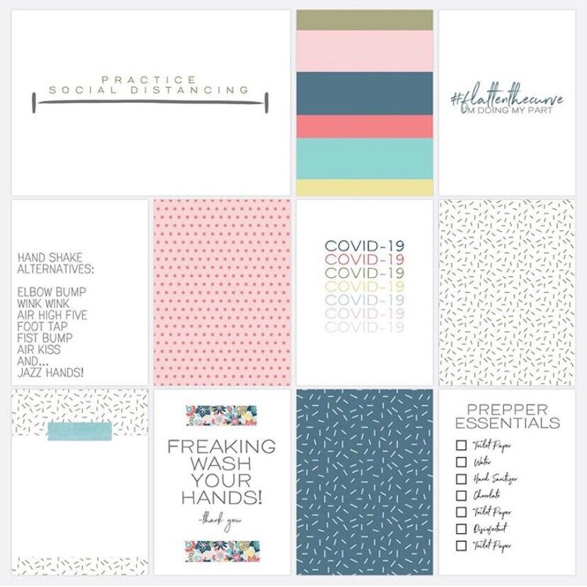 It is a graphic of Printable Scrapbook Pages regarding background free