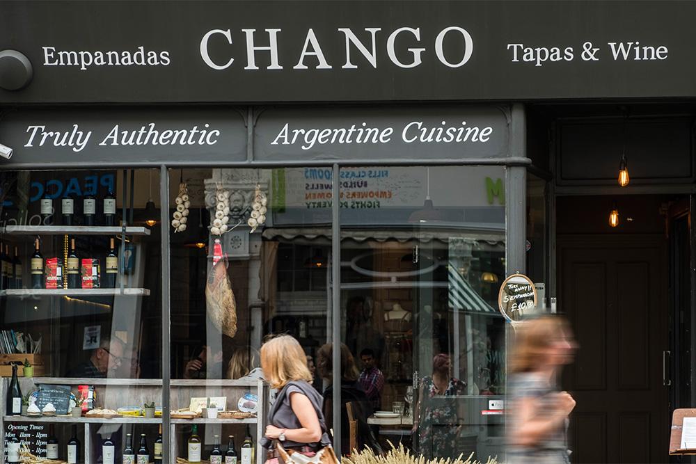 Chango Empanadas