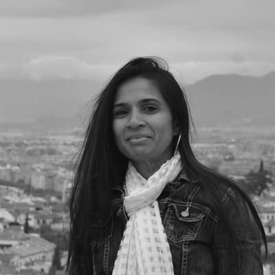 Caroline Lobo, AIA, PhD - Founding Principal, suoLL architects