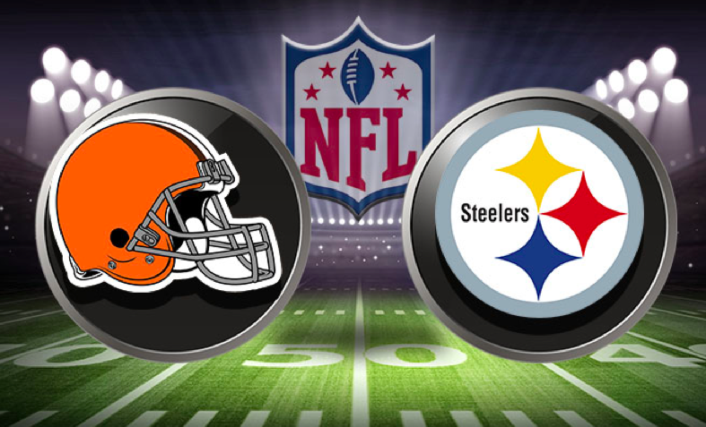 Package 3: Four 300 level tickets to the Cleveland Browns vs. Pittsburgh Steelers game on Thursday, November 14, 8:20 pm. | Value: $900 | Minimum bid: $525