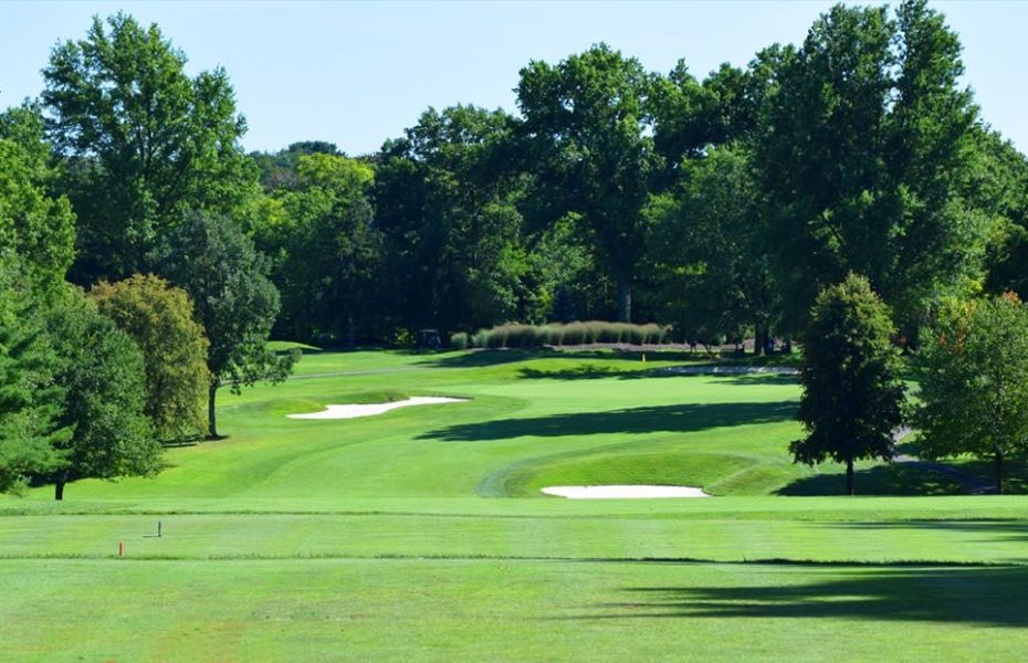 Package 6: Enjoy another day on the links! A round of golf for a foursome, a cart, and a half-hour golf lesson at Beechmont Country Club. | Value: $500 | Minimum bid: $325