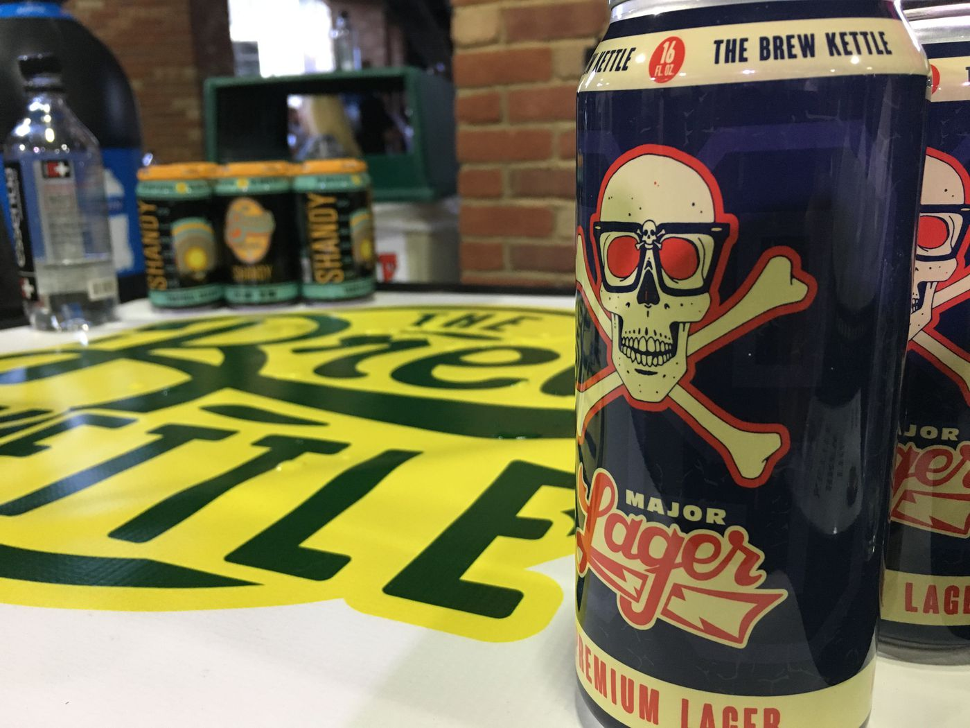 Package 25: Be a brewer for the day! Brew your own beer at The Brew Kettle in Strongsville. Includes 36 22-ounce beers with custom labels and bottles. | Value: $100 | Minimum bid: $50