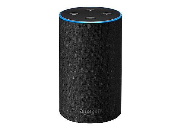 Package 30: 2nd Generation Amazon Echo. | Value: $100 | Minimum bid: $50