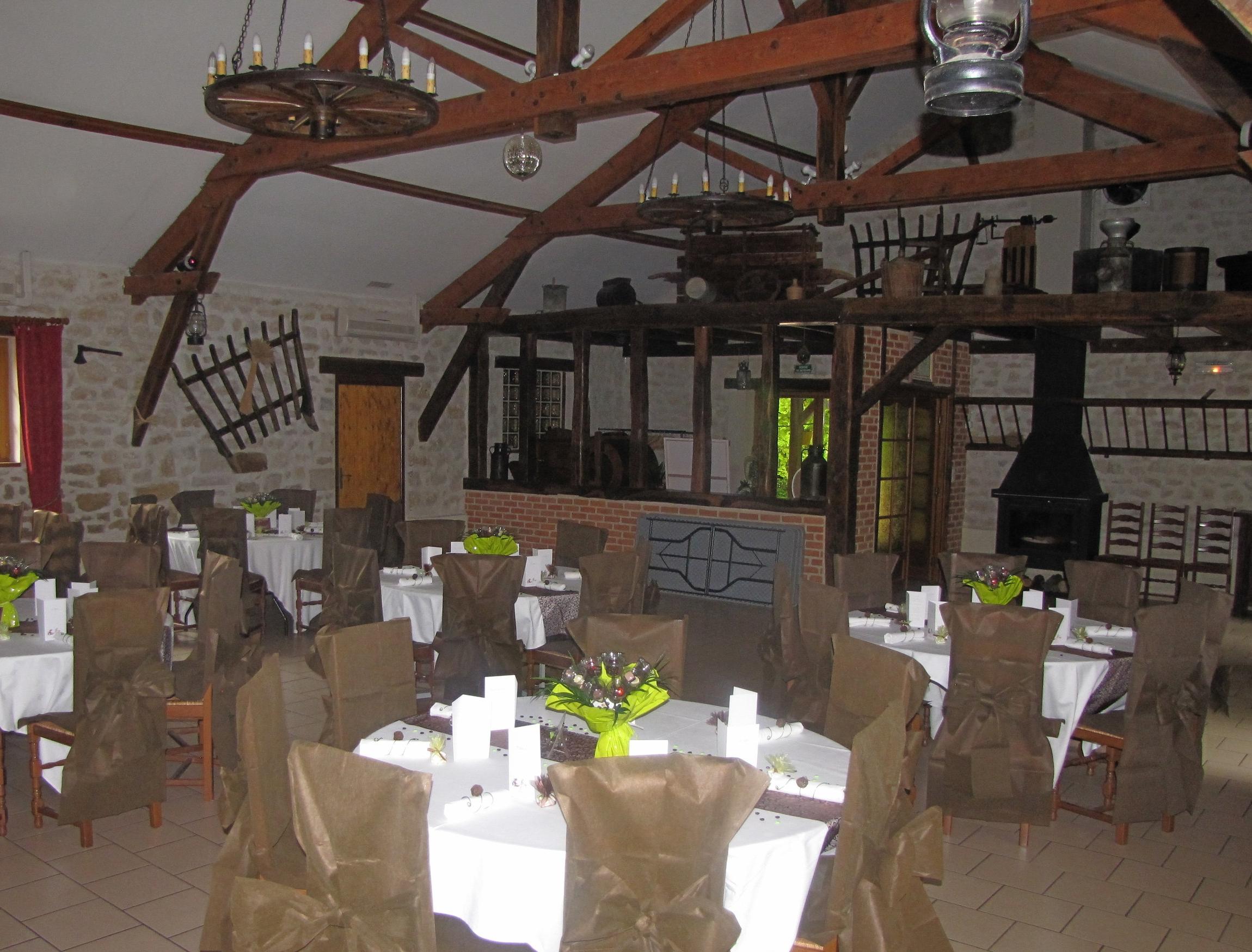 Location Salle Reception Hebergement Mariage 77 Ile De France La