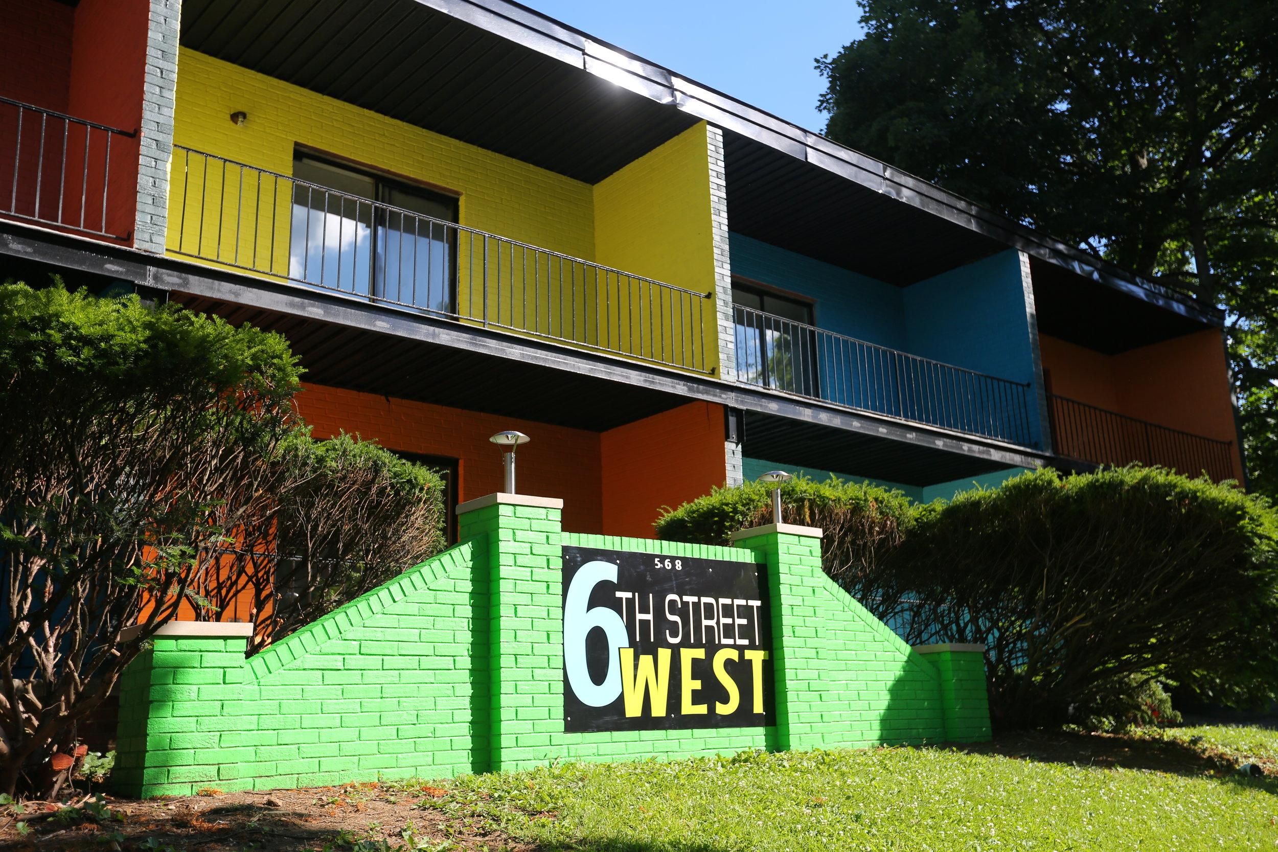 Sixth Street West -