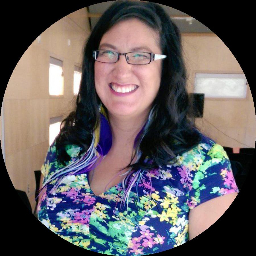 Tashina Makokis - Graphics Coordinator