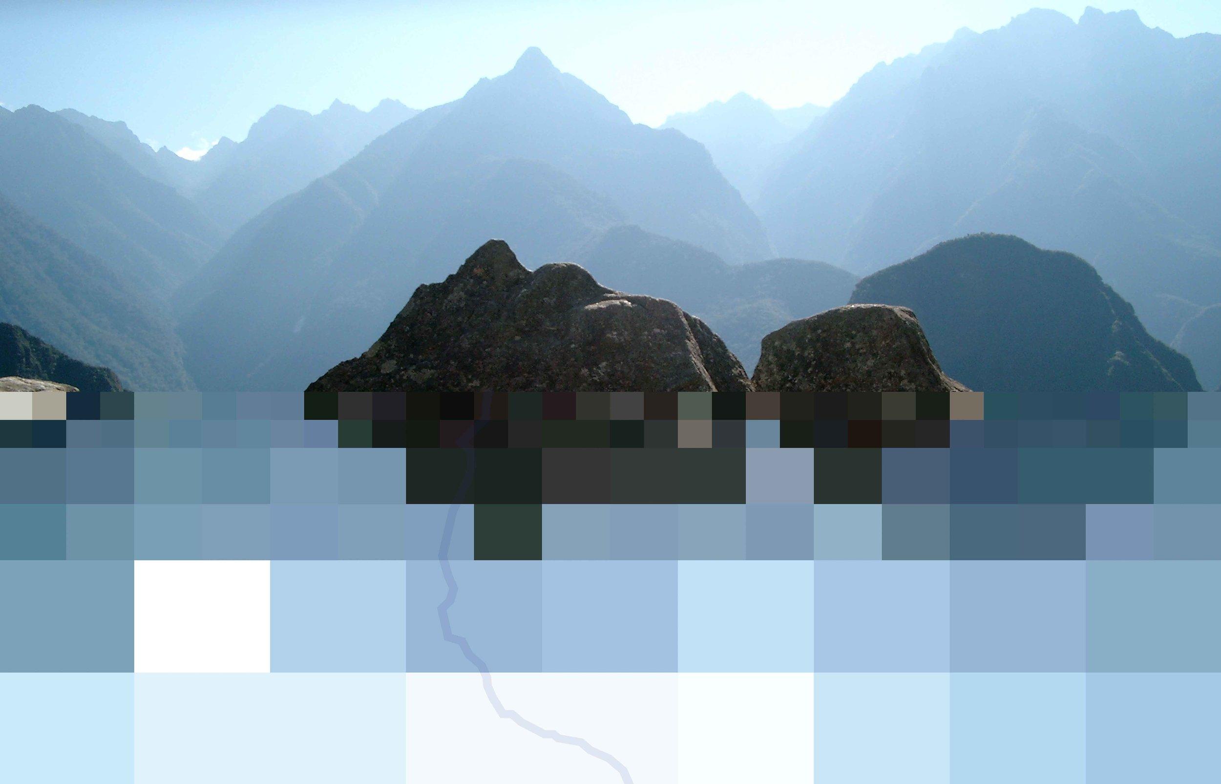 Brian_Thompson_To See Machu Pichu, 2018, Giclée Print.jpg