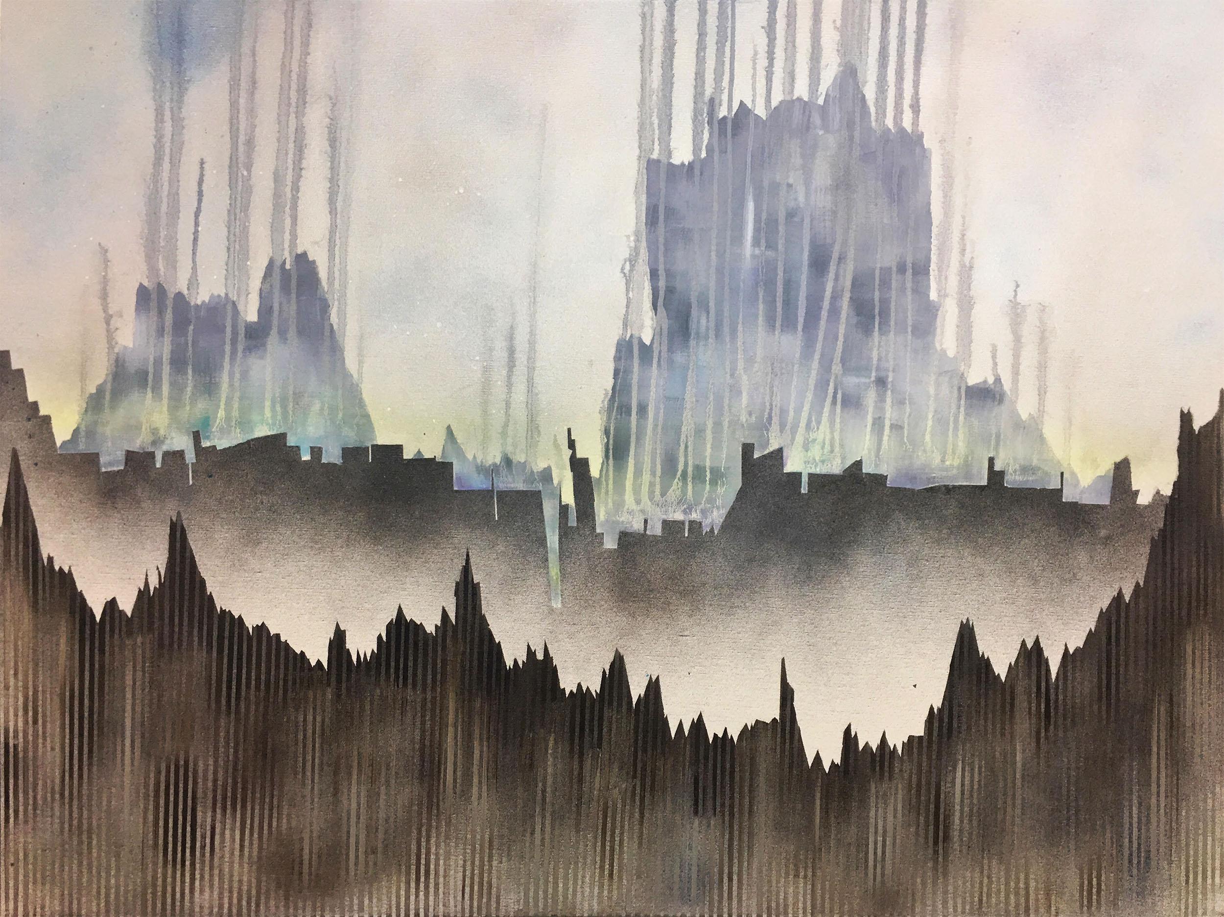 Datascape 006 - 'Two Palaces Walk' Luke M Walker 2016