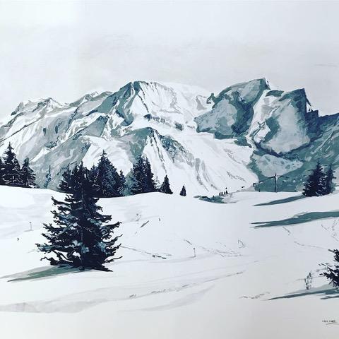 Chamonix - Sam Gare