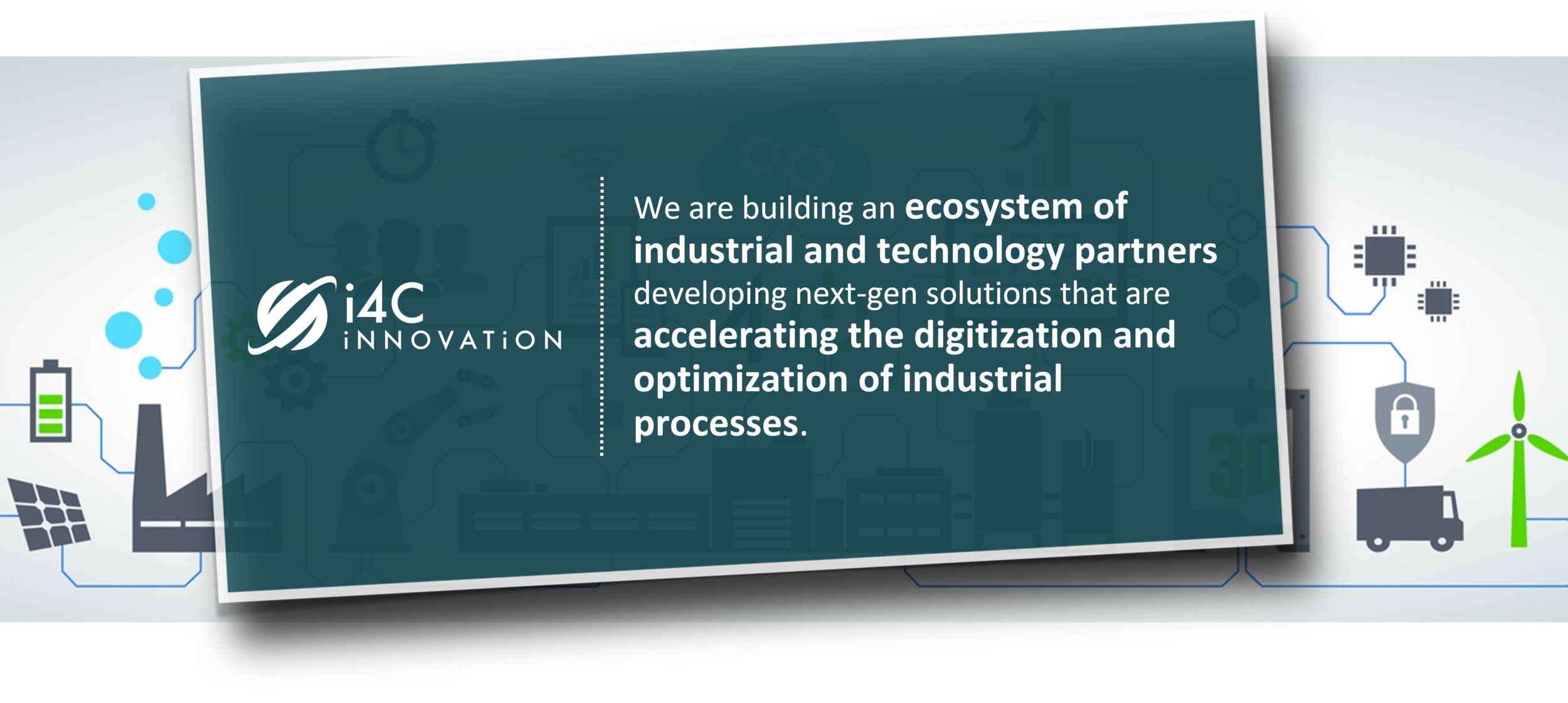 CANADA'S FIRST INDUSTRY 4.0 HUB.    JOIN US!