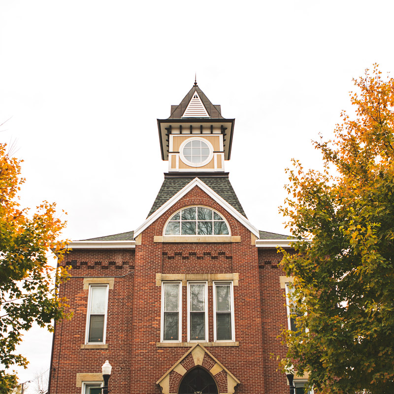 Johnstown Town Hall and Opera House