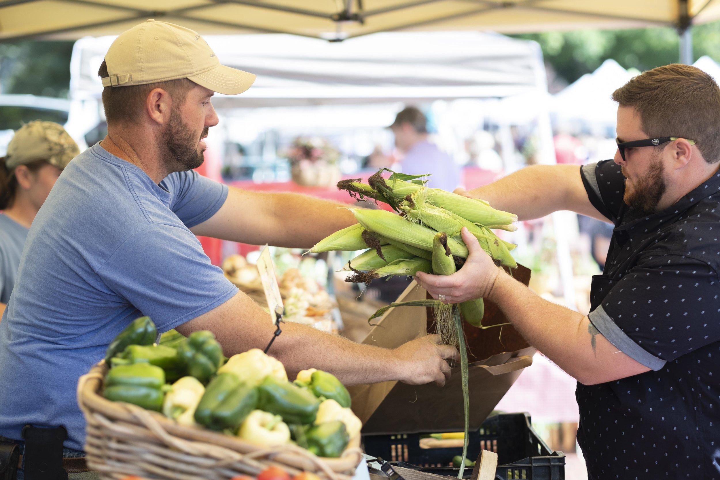 The Granville Farmers Market