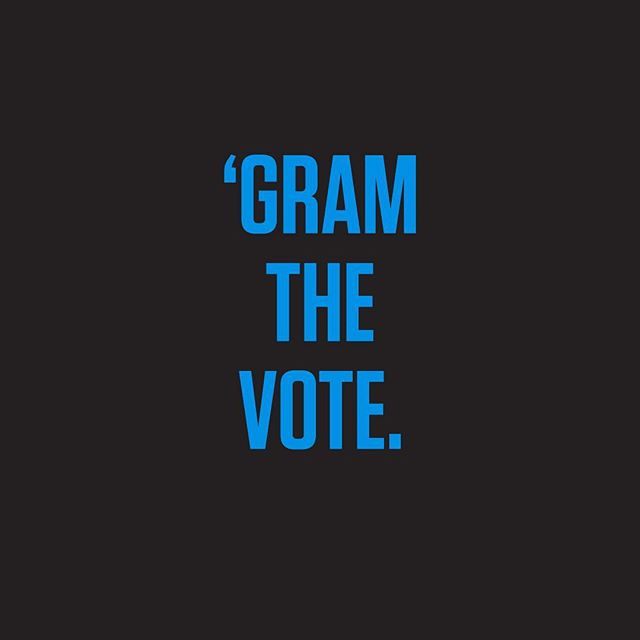 How do they cram all that 'gram into Museum of Voting?⠀