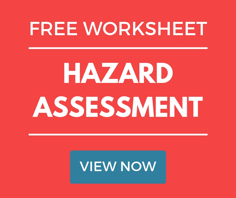 In the process of doing a hazard assessment for your workplace, it is almost a certainty you'll learn information about the operational aspects of your organization you were unaware of prior to the assessment.
