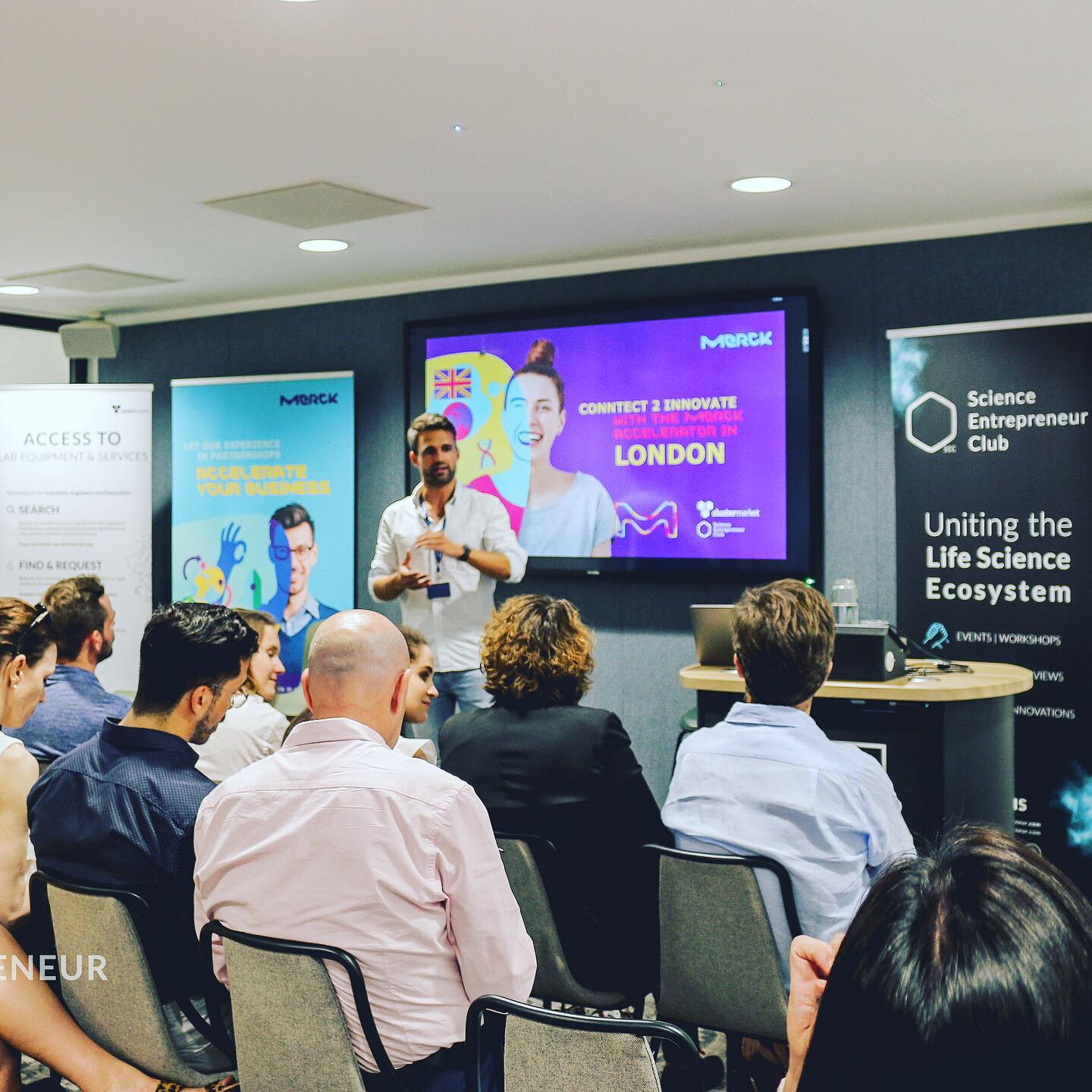 24/07/2019 - Connect2innovate Meetup London