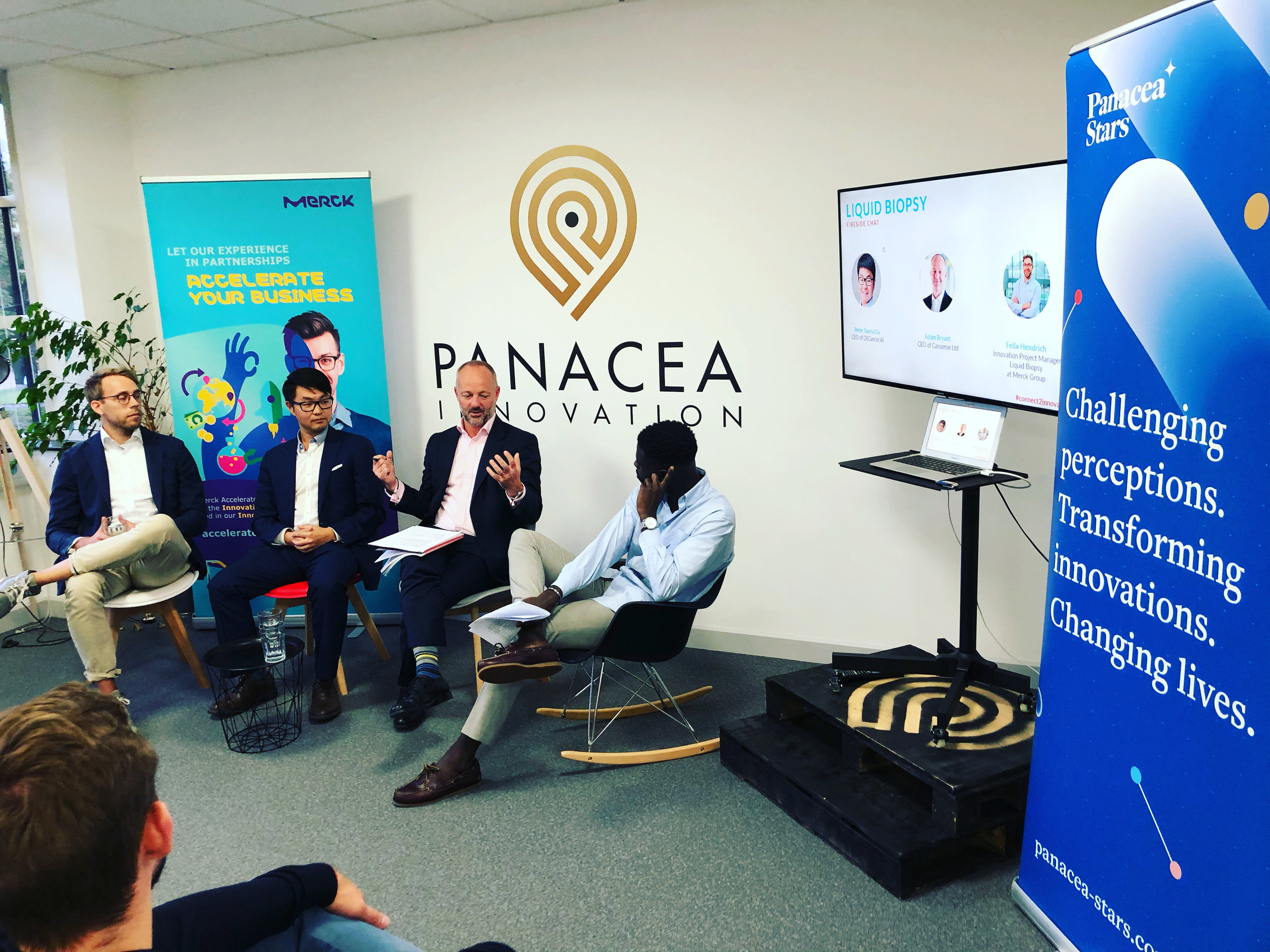 21/08/2019 - Connect2innovate Meetup Oxford