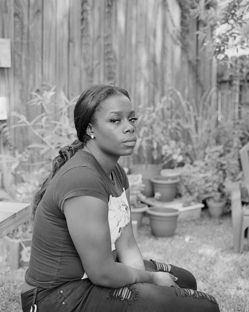 Wilkeitha Washington - I am 31 years old right now. I've been in and out of jail since I was 15, just making bad decisions, being a product of my environment.... At 19, I became a parent and went to selling drugs.