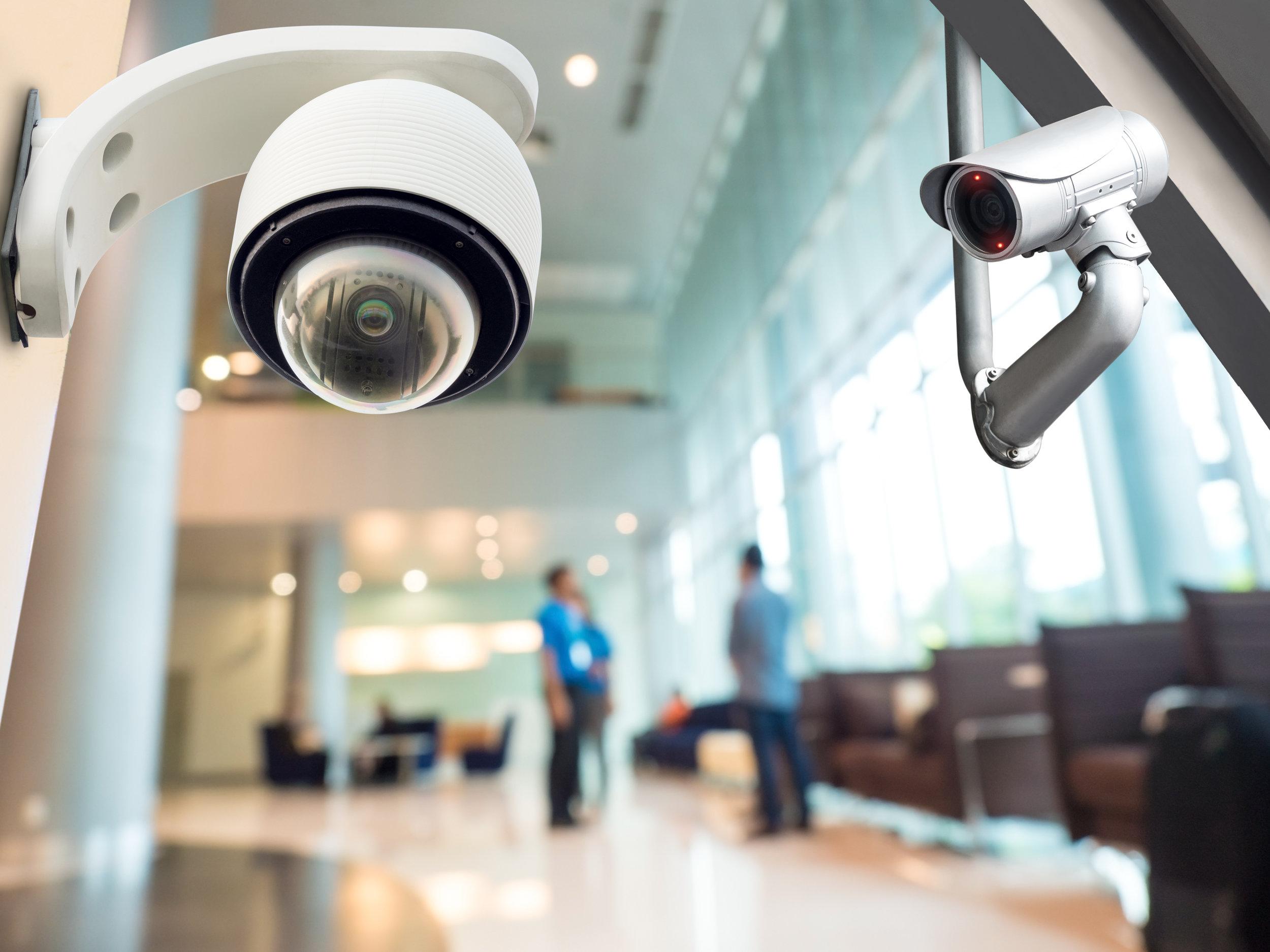 Cameras, POS, VoIP Installation