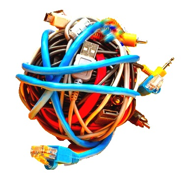 Untangling your tech issues - at Prime Data, we Install, Service - Nationwide