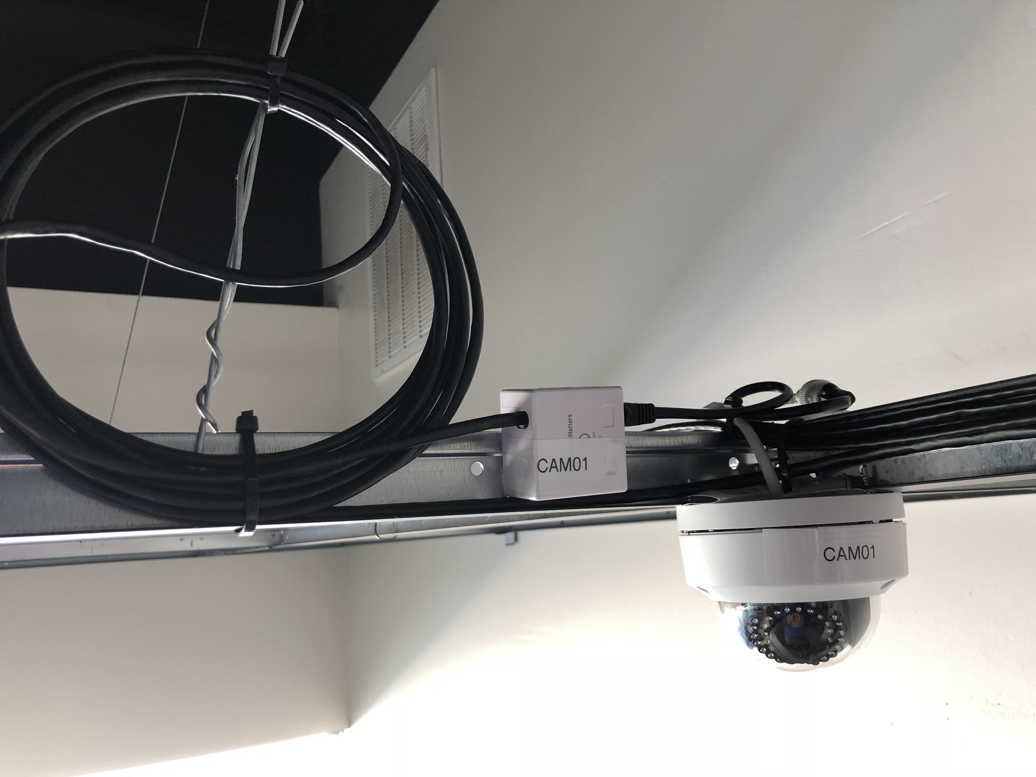 Surveillance Equipment and Camera networking and installation - retail