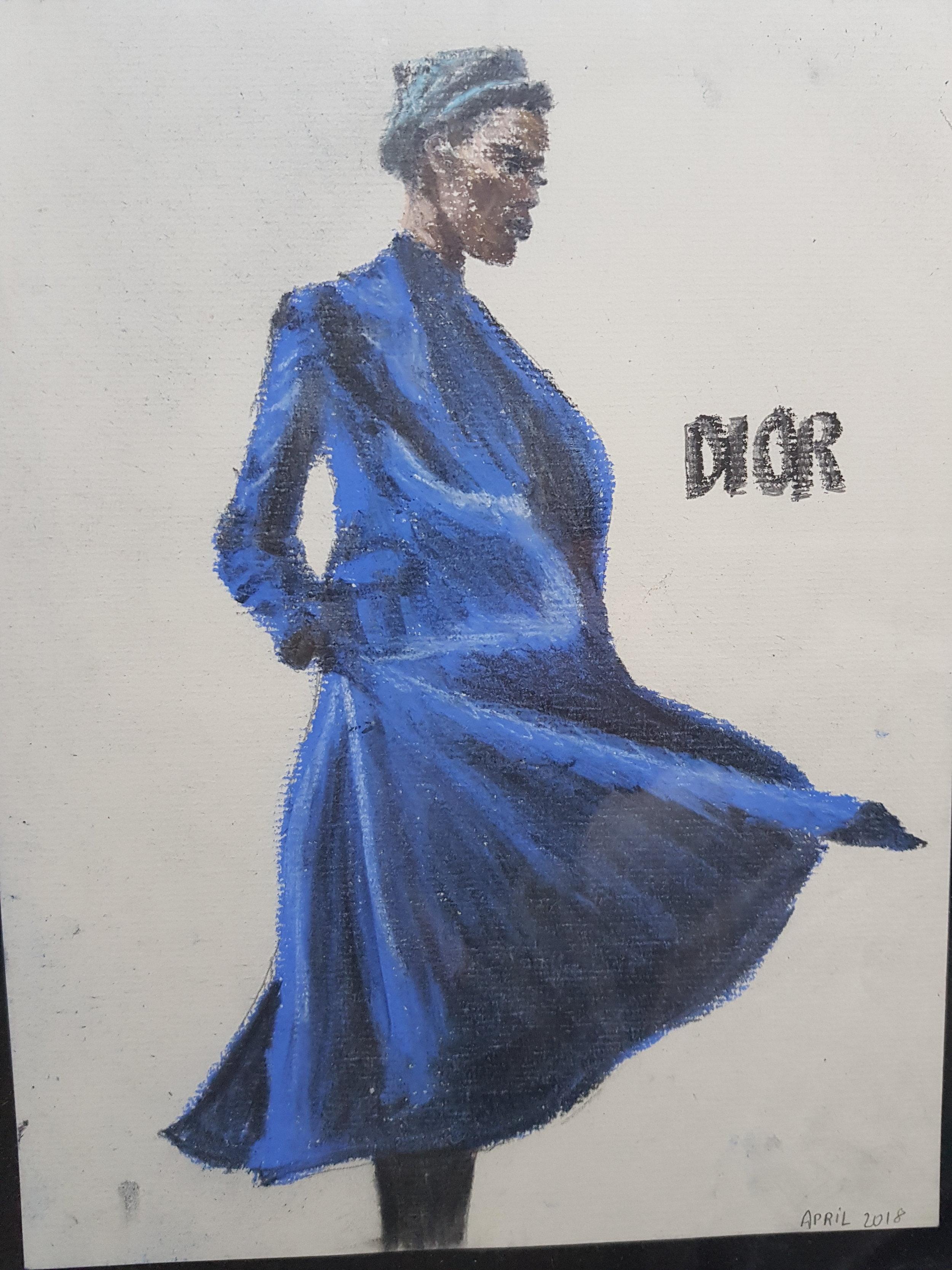 Dior, April 2018