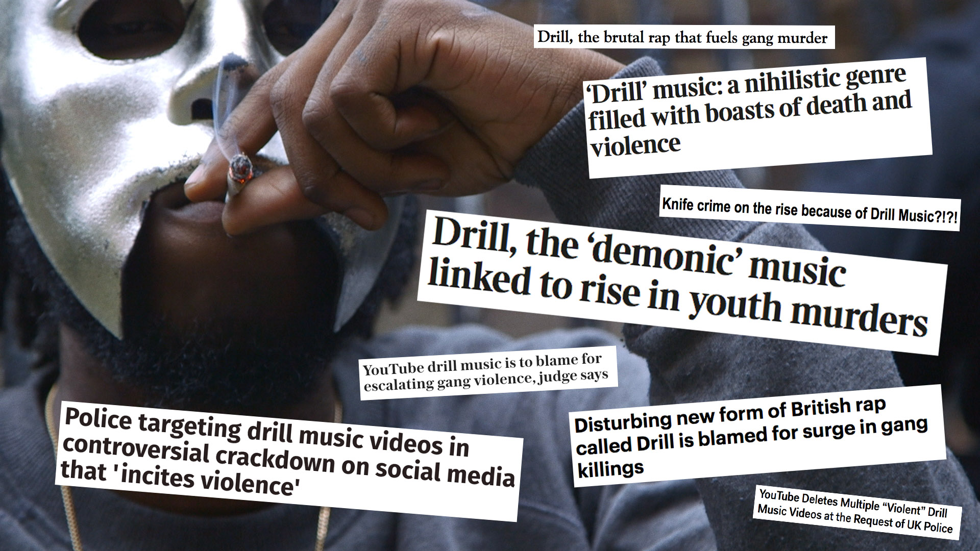 The Impact Of Uk Drill Music Expression Vs Censorship Woeman