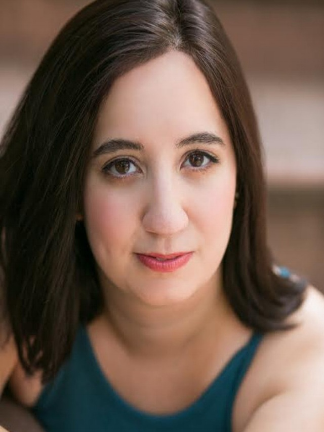 Hannah Jane Ginsberg - the host who is a lady
