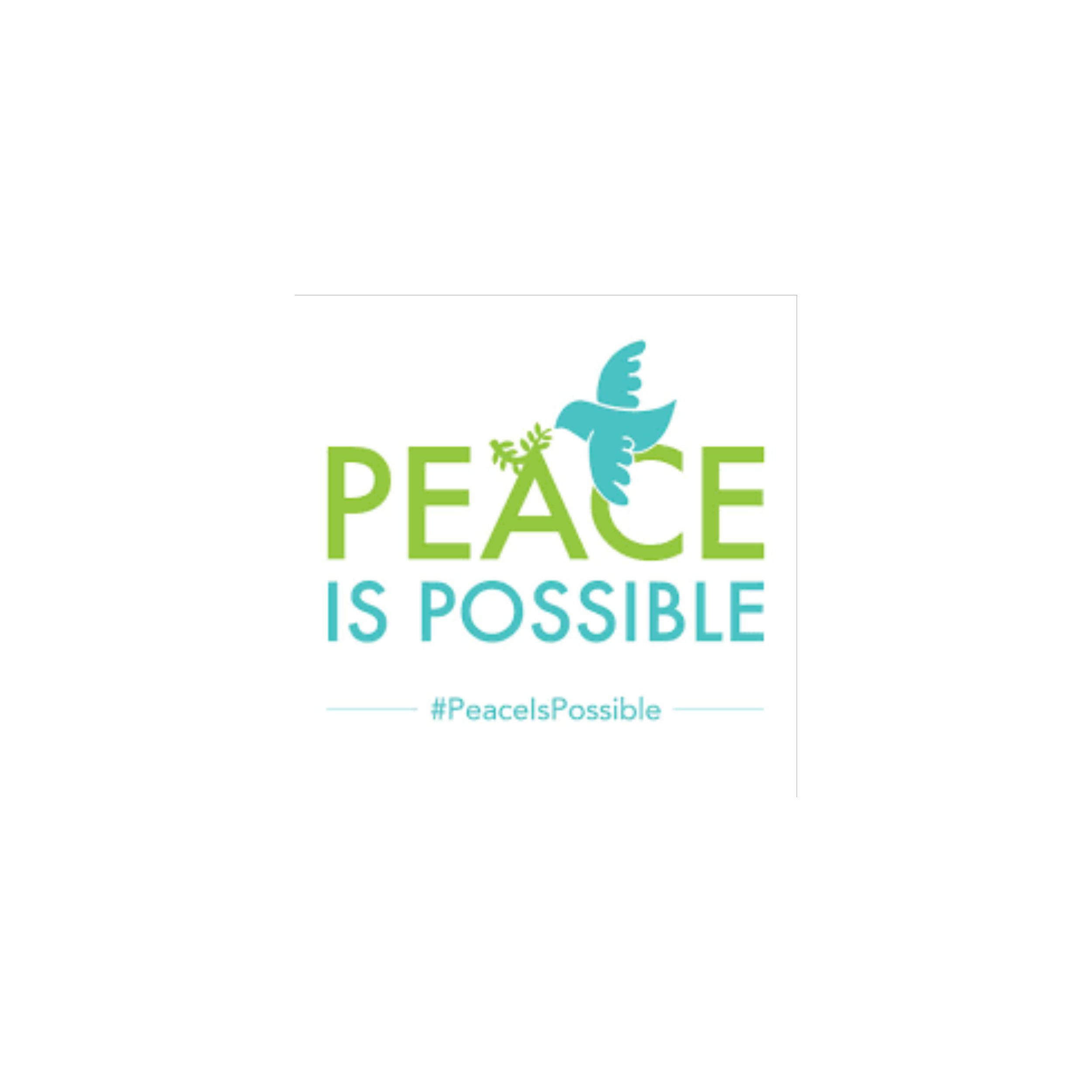 Peace Is Possible , Years Committed: 2  Peace Is Possible is an initiative to empower young leaders to create sustainable solutions to reduce inequalities and promote peace and justice. This program is aligned with UN SDGs 10, 16, and 17.  Serve as the Representative of the United States International Peace Summits and at events in the United Nations. Manage a 140 country program to promote positive peace, and the acceptance of the rights of others. Train leaders at the local, state, national, and international levels on social justice, human rights, United Nations SDGs, Diplomacy, and Dialogue. Managed online community training thousands of leaders and preparing them for a single day of action on Peace Day.