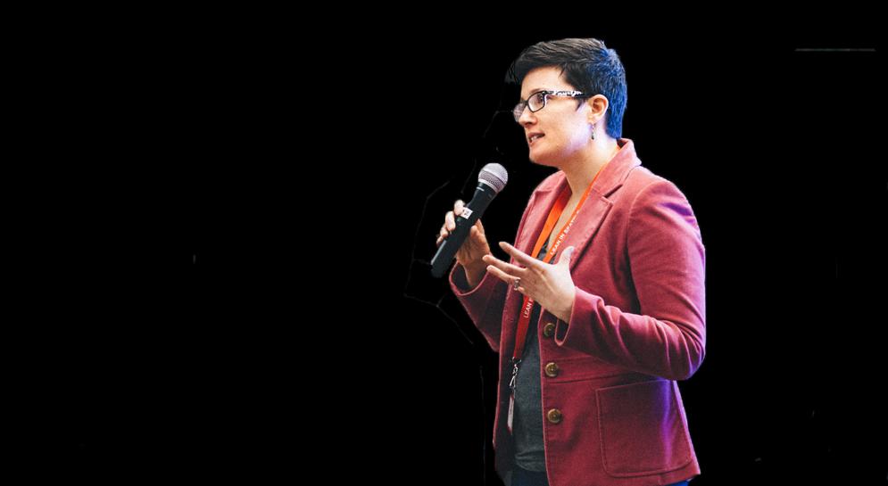 Ashlea Elliott Diversity and Inclusion (D&I Consulting) Public Speaking Team Development Leadership Development