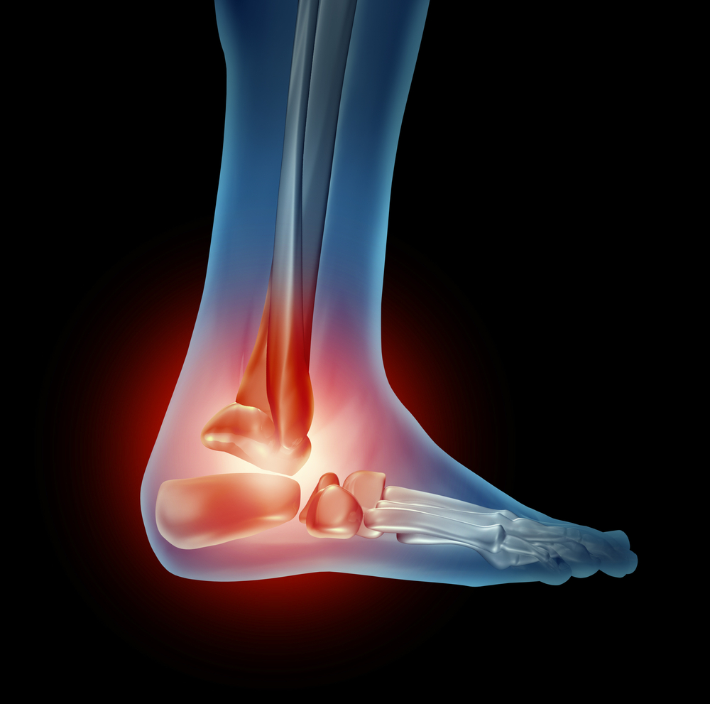 shockwave treatment for foot pain relief