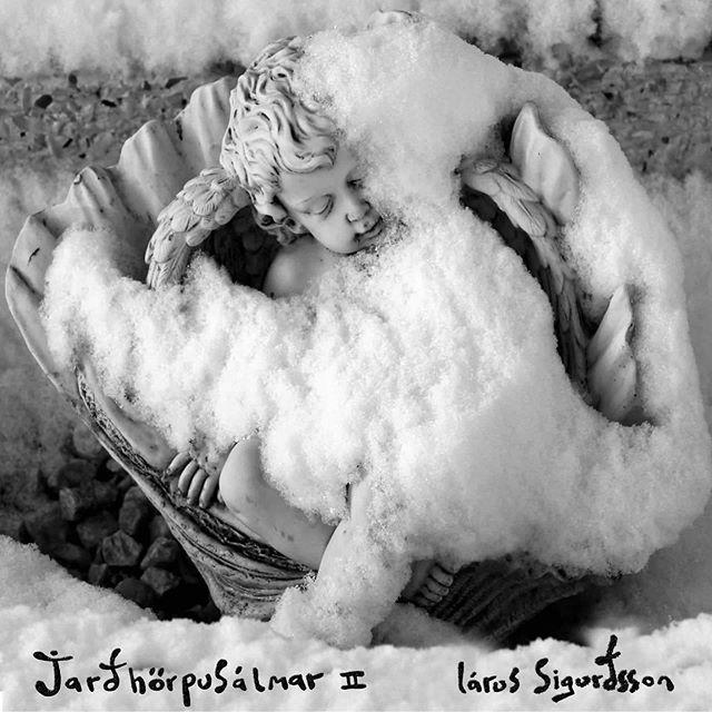 Lárus Sigurðsson's Jarðhörpusálmar II out now!