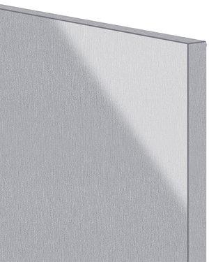 Luxe Grey Metalic