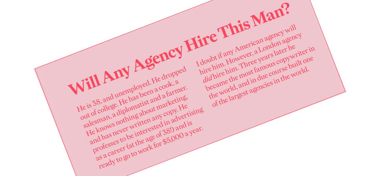 Agency Hire Man